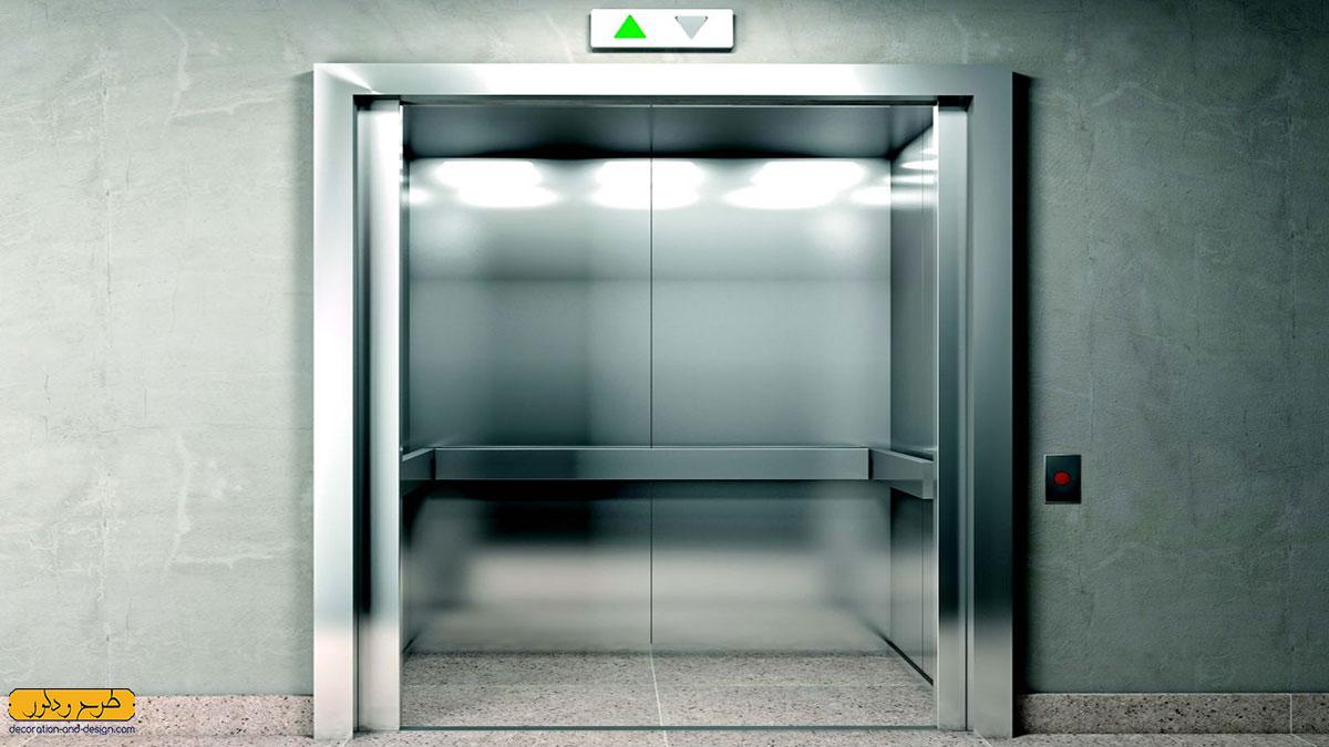 فروش و نصب آسانسور