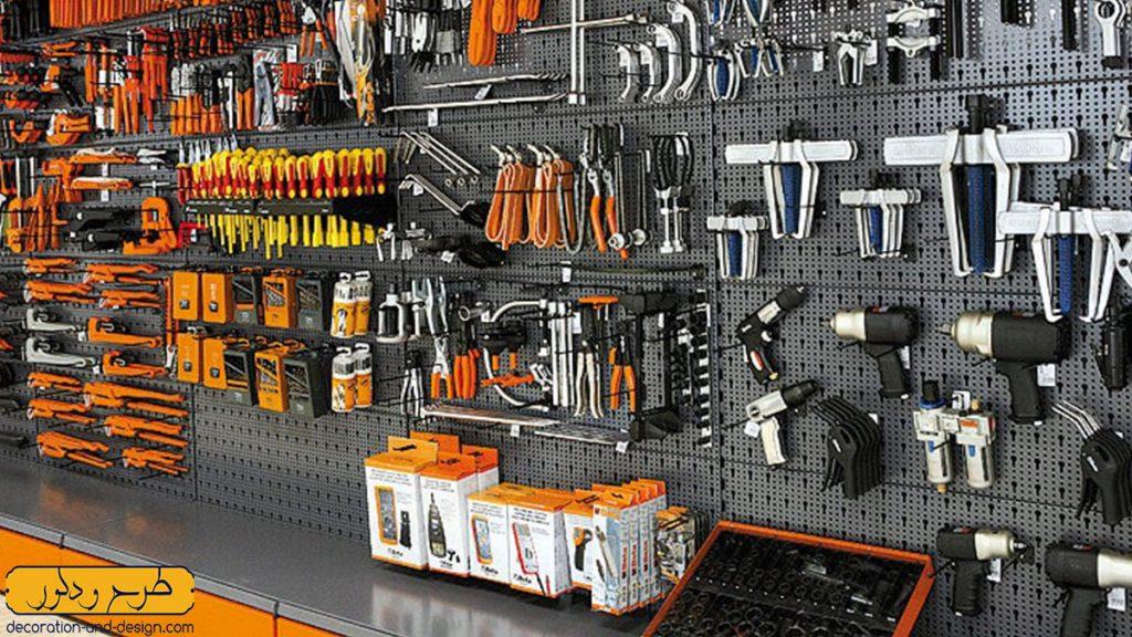 فروشگاه ابزار و یراق در شیراز